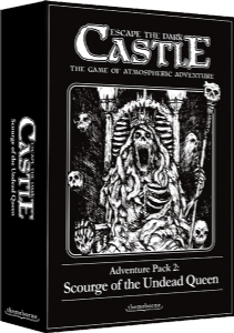 Escape the Dark Castle: Scourge of the Undead Queen Adventure Pack 2